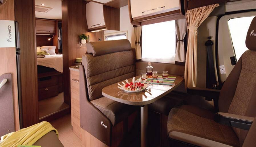 Itineo  MB2740 - Interior