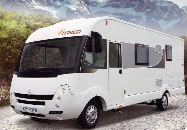 Itineo  MB740 - Exterior