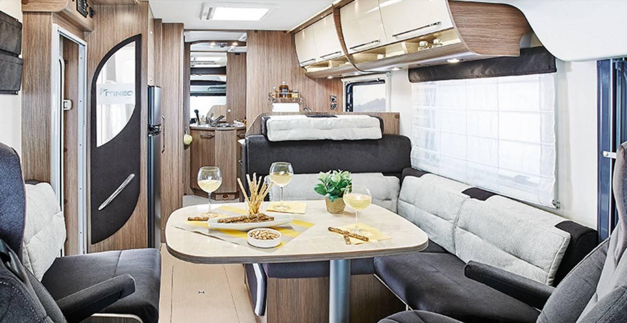 Itineo 700 CB 740 - Interior