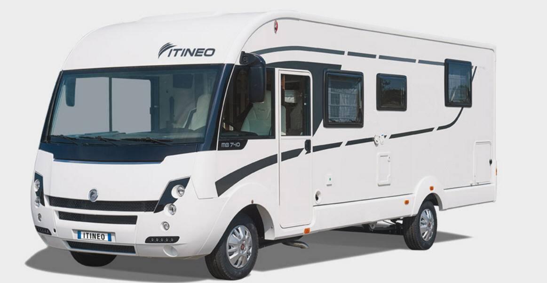 Itineo 700 MJB 740 - Exterior