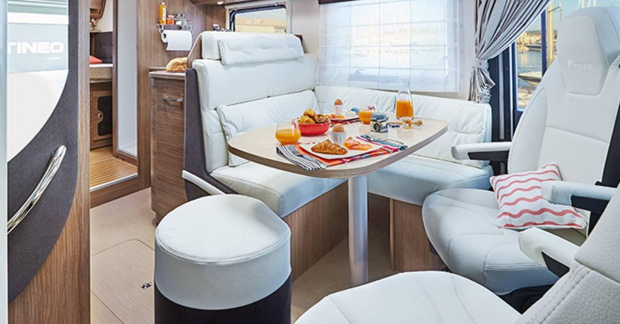 Itineo 700 MJB 740 - Interior