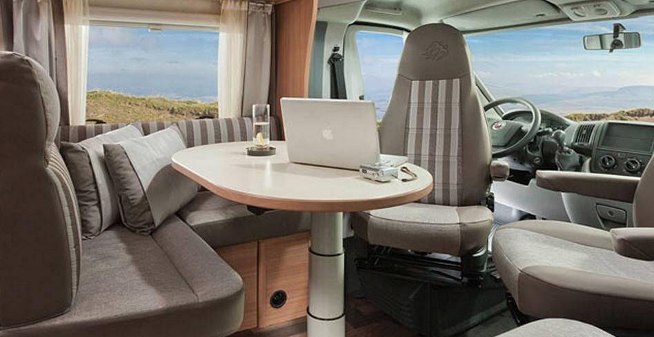 Knaus Sky Ti 700 MX - Interior