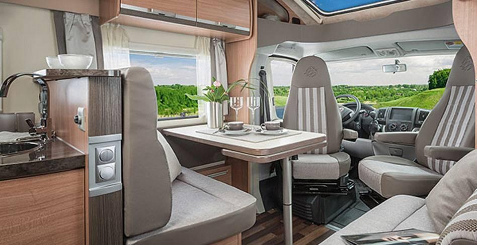 Knaus Sky Wave 650 MF - Interior