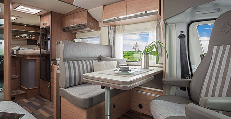 Knaus Sky Wave 650 MG - Interior