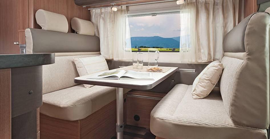 Knaus Sky Traveller 500 D - Interior