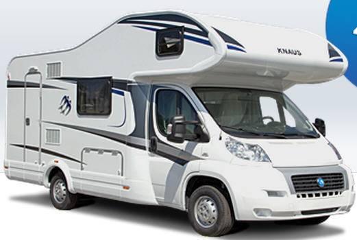 Exterior del modelo Knaus Sky Traveller 600 D