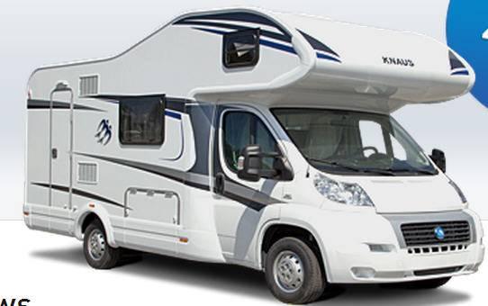 Knaus Sky Traveller 600 DG - Exterior