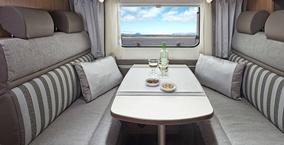 Knaus Sky Traveller 600 DG - Interior