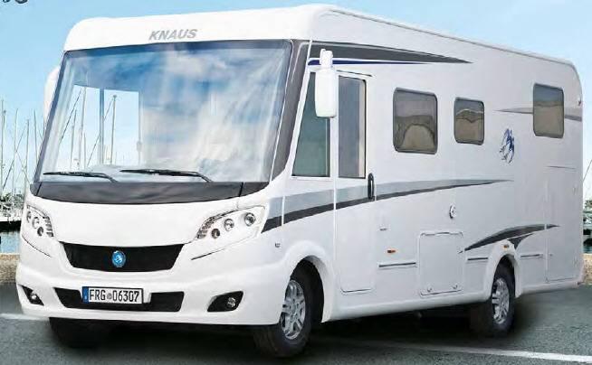 Knaus Sky i 650 LG - Exterior