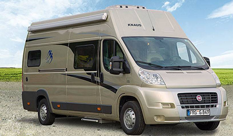 Knaus Box Star Road 540 - Exterior