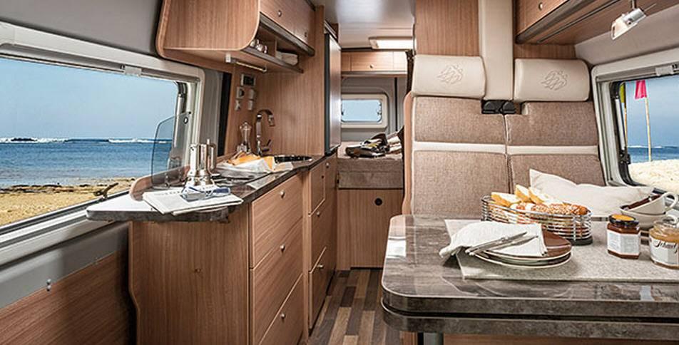 Knaus Box Star Freeway 630 - Interior