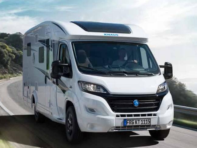 Knaus Van Ti 600 ME - Exterior