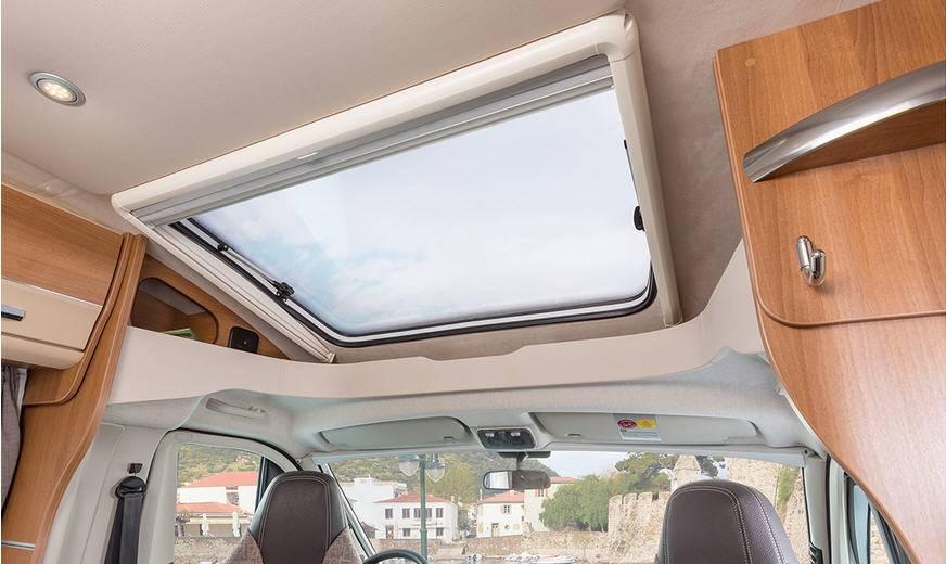 Knaus Van Ti 600 ME - Interior
