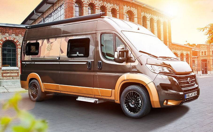 Knaus Box Star 600 K Family - Exterior