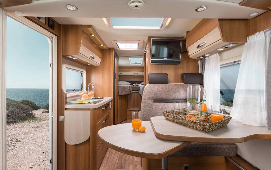 Knaus Van I Van I 650 MEG - Interior