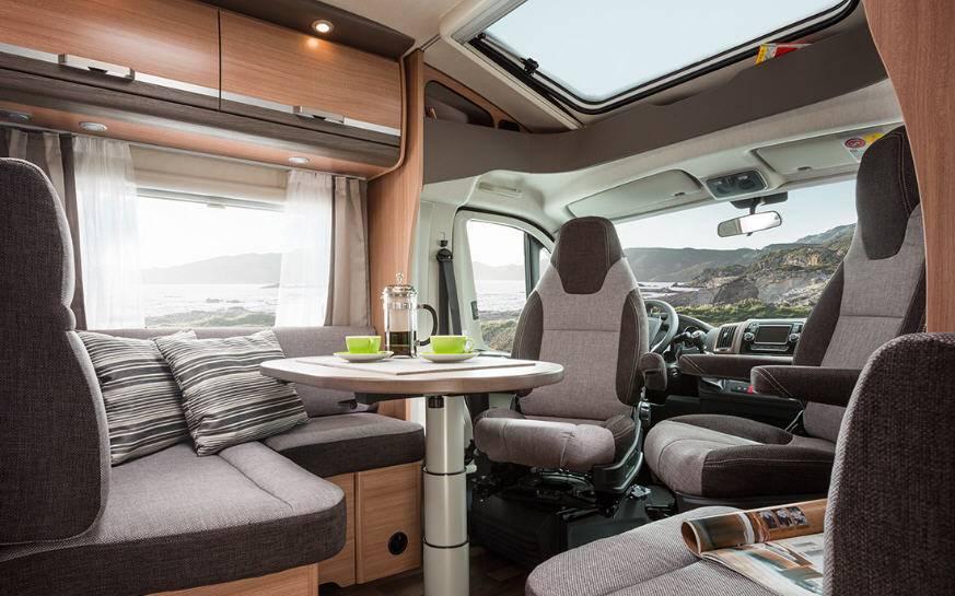 Knaus Sky TI 700 MEB - Interior