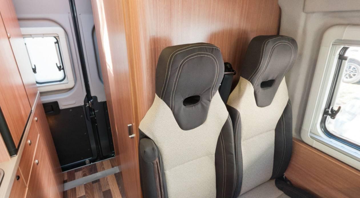 Knaus Box Star 500 MH City - Interior
