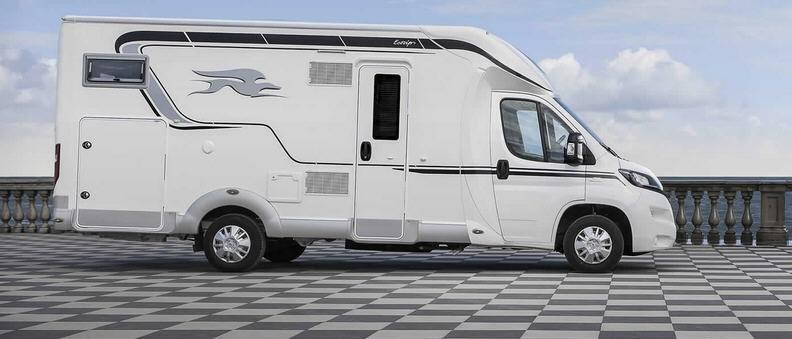Laika ECOVIP PERFILADOS EV 390 - Exterior