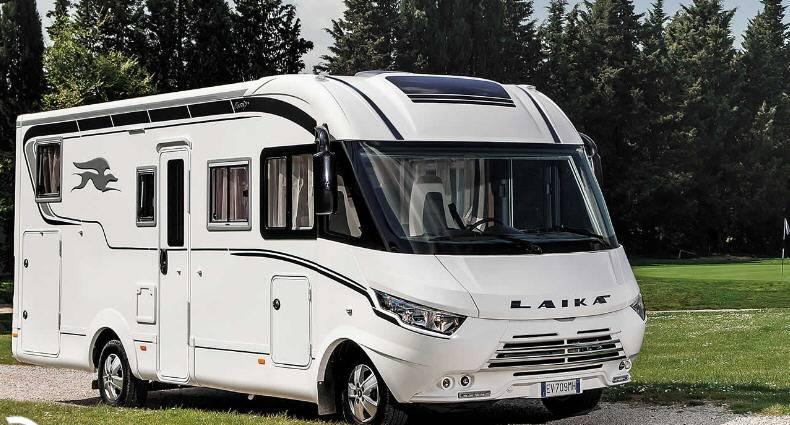 Laika Ecovip EV710 - Exterior