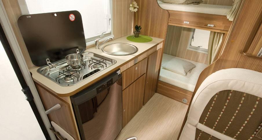 Mclouis Glamys 35G - Interior