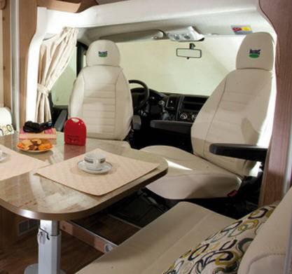 Mclouis MC4 75 - Interior