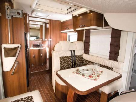 Mclouis Nevis 878 - Interior