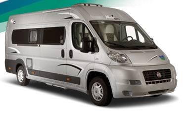 Mclouis Menfys van Van 3 Maxi Active - Exterior