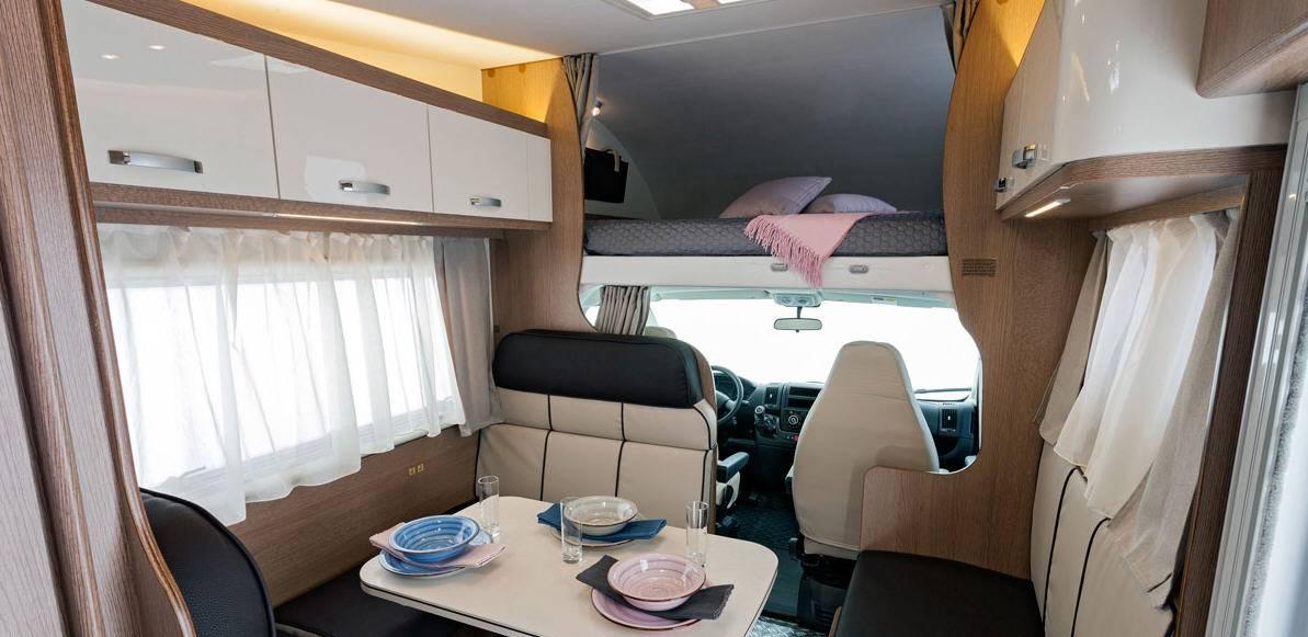 Mclouis Glamys 22 - Interior