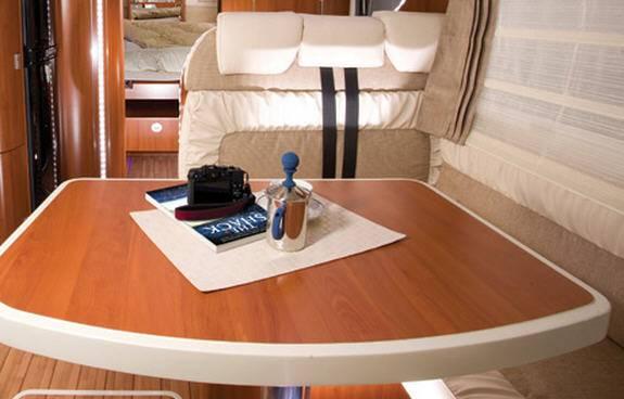Mobilvetta K-Yacht MH79 - Interior