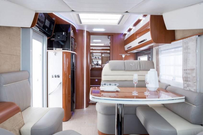 Mobilvetta K-Yacht Tecno line 84 - Interior