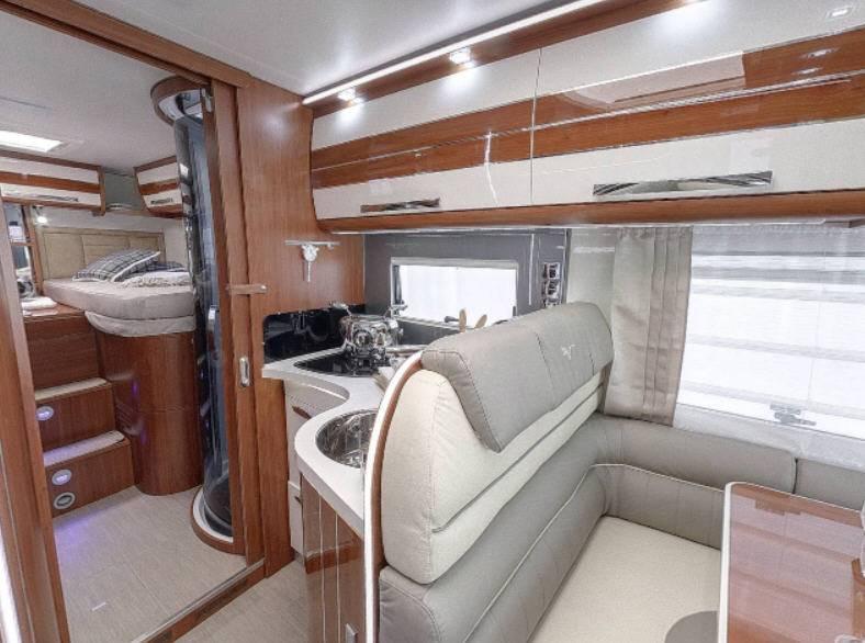 Mobilvetta K-Yacht Tecno line 85 - Interior