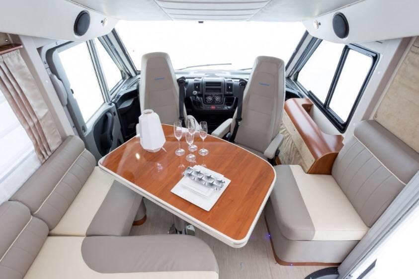 Mobilvetta K-Yacht Tecno line 87 - Interior