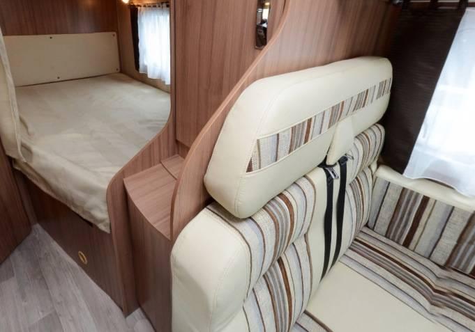 Pilote Aventura G 600 LPA - Interior