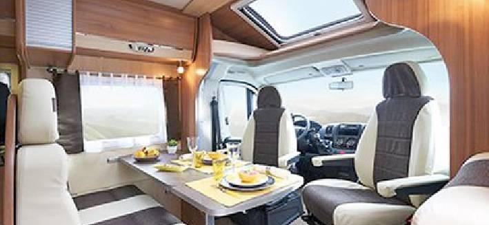 Pilote Aventura G 680 LPA - Interior