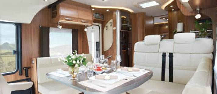 Pilote Explorateur Diamond G 743 LCE - Interior