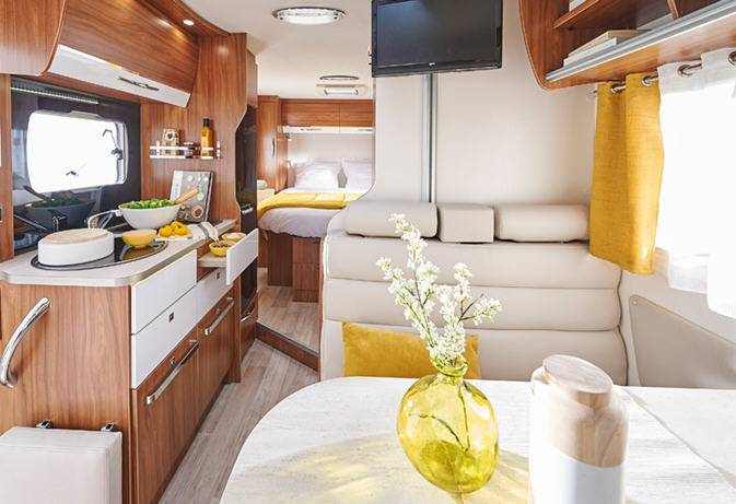 Pilote Pacific P 650 C Essentiel - Interior