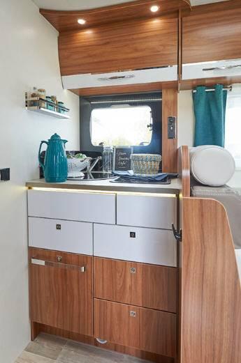 Pilote Pacific P700C Sensation - Interior