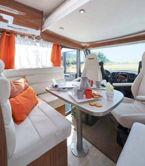 Pilote Galaxy G 700 GJ Emotion - Interior