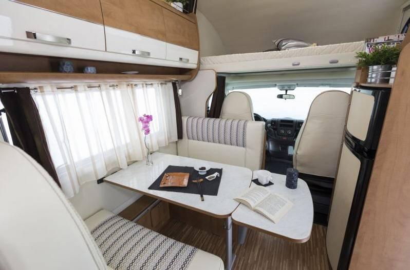 Plasy Plasy P 70G - Interior