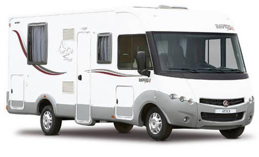 Rapido Serie 8 890 F - Exterior