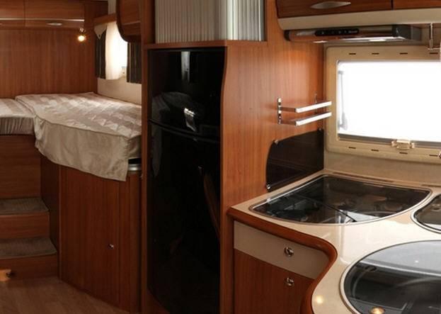 Rapido Serie 9 966 DF - Interior