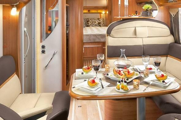Rapido Serie 9 9090 dF - Interior