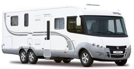 Rapido Serie 10 10000 dFH Design Edition - Exterior