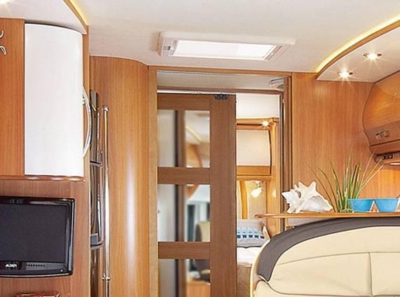 Rapido Serie 10 10000 dFH - Interior