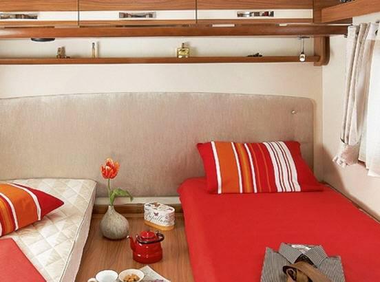 Rapido Serie 9 966 M - Interior