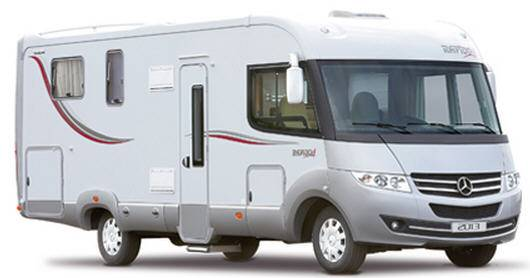 Rapido Serie 9 992 M - Exterior