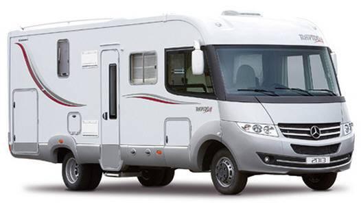 Rapido Serie 9 996 M - Exterior