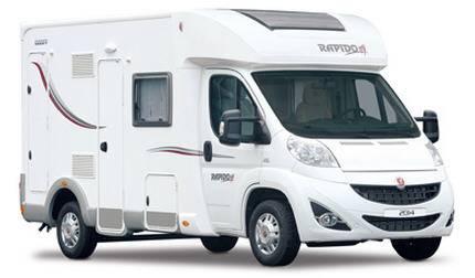 Rapido Serie 6 600 FF - Exterior