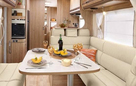 Rapido Serie 7 7065 FF ALDE - Interior