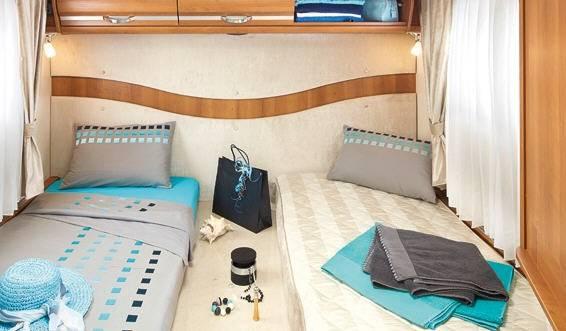 Rapido Serie 9 9066 dF - Interior